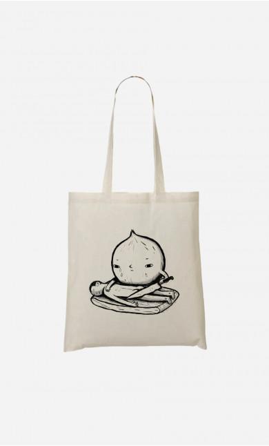 Tote Bag Onion Hooman