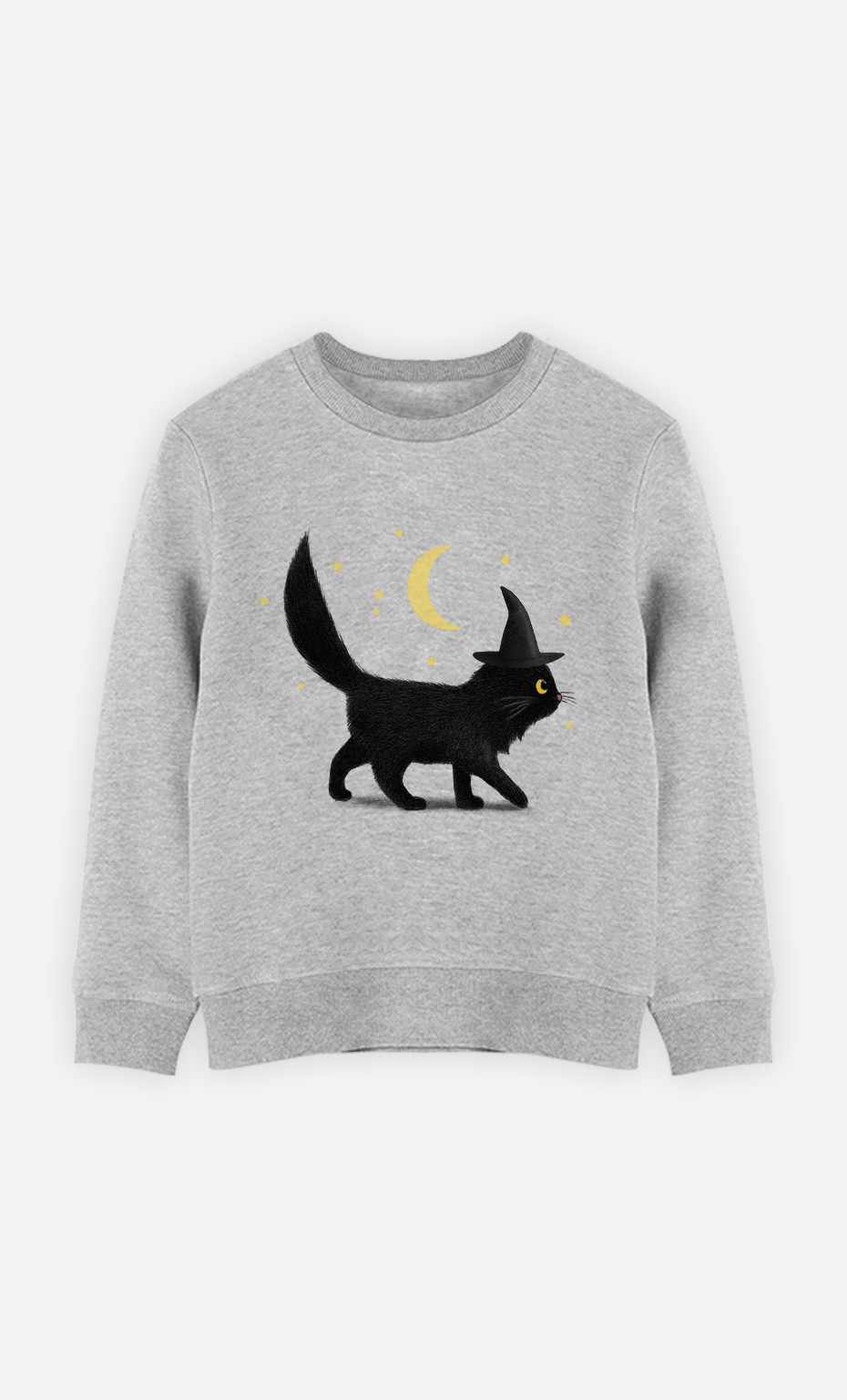 Sweat Enfant Halloween Cat