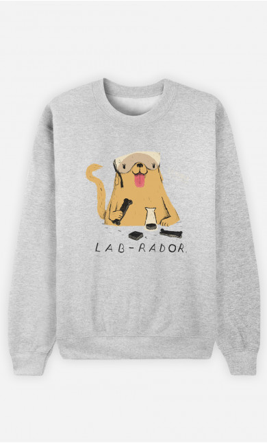 Sweat Homme Labrador