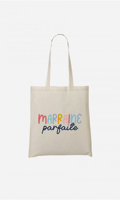 Tote Bag Marraine Parfaite