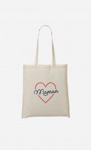 Tote Bag Maman Cœur