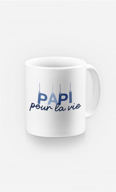 Mug Papi Pour La Vie