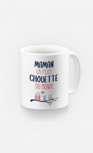 Mug Maman La Plus Chouette