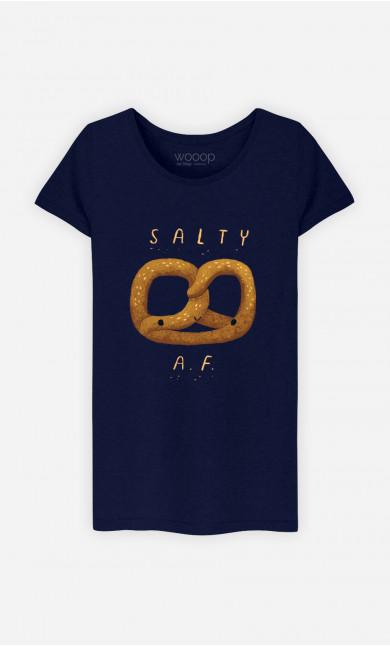 T-Shirt Femme Salty Af