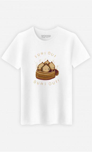 T-Shirt Homme Buns Out