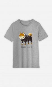 T-Shirt Enfant Shiba Inuit