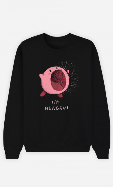 Sweat Homme I'm Hungry