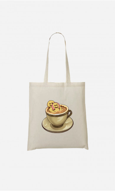Tote Bag Soak In Love