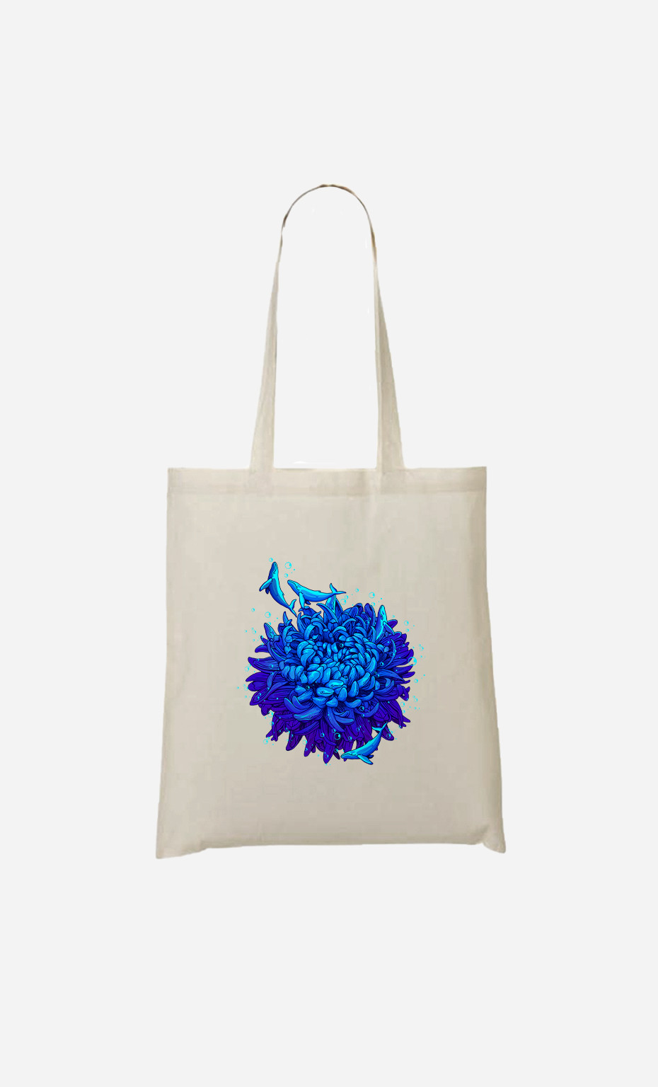Tote Bag Sea Flower