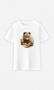 T-Shirt Enfant Chef Bear