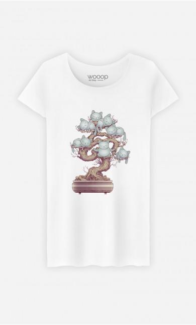 T-Shirt Femme Zen