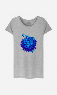 T-Shirt Femme Sea Flower