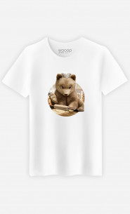 T-Shirt Homme Chef Bear