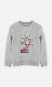 Sweat Enfant Zen