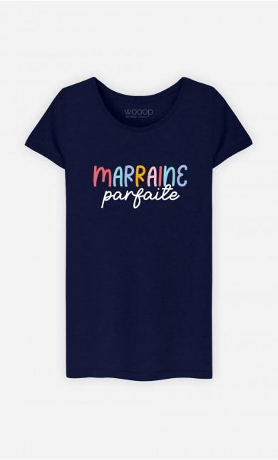 T-Shirt Femme Marraine Parfaite