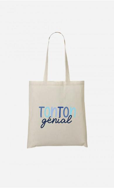 Tote Bag Tonton Génial