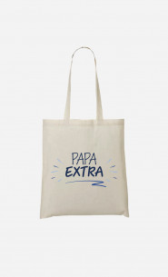 Tote Bag Papa Extra
