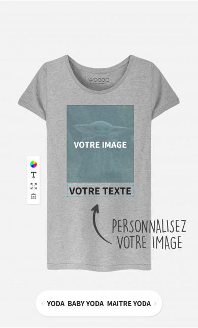 T-Shirt Femme à personnaliser