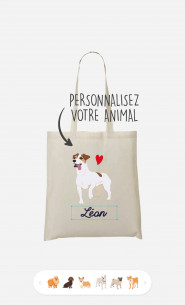 Tote Bag Animal De Compagnie à personnaliser