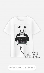 T-Shirt Enfant I Need à personnaliser
