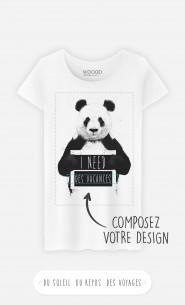 T-Shirt Femme I Need à personnaliser