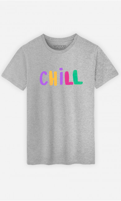 T-Shirt Homme Chill