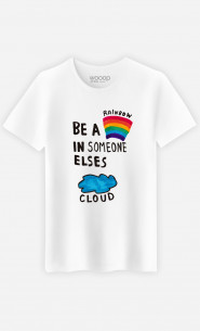 T-Shirt Homme Be A Rainbow