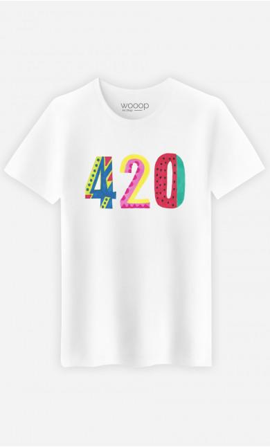 T-Shirt Homme 420