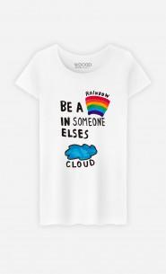 T-Shirt Femme Be A Rainbow