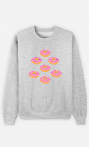 Sweat Homme Donuts