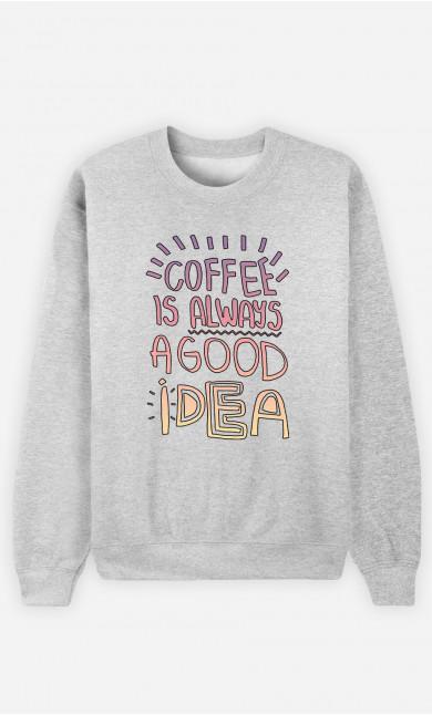 Sweat Homme Coffee Is Always A Good Idea