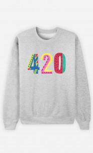 Sweat Homme 420