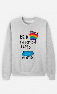 Sweat Femme Be A Rainbow