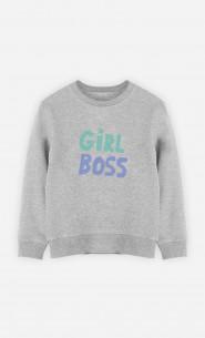 Sweat Enfant Girl Boss