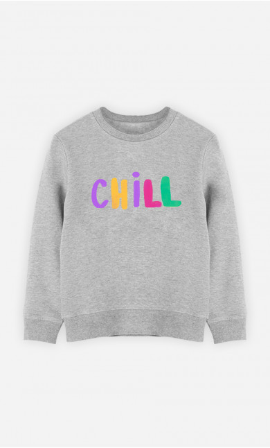 Sweat Enfant Chill