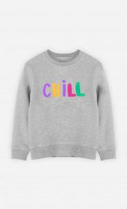 Sweat Enfant Chill