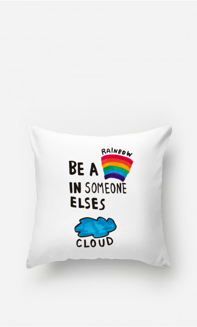 Coussin Be A Rainbow