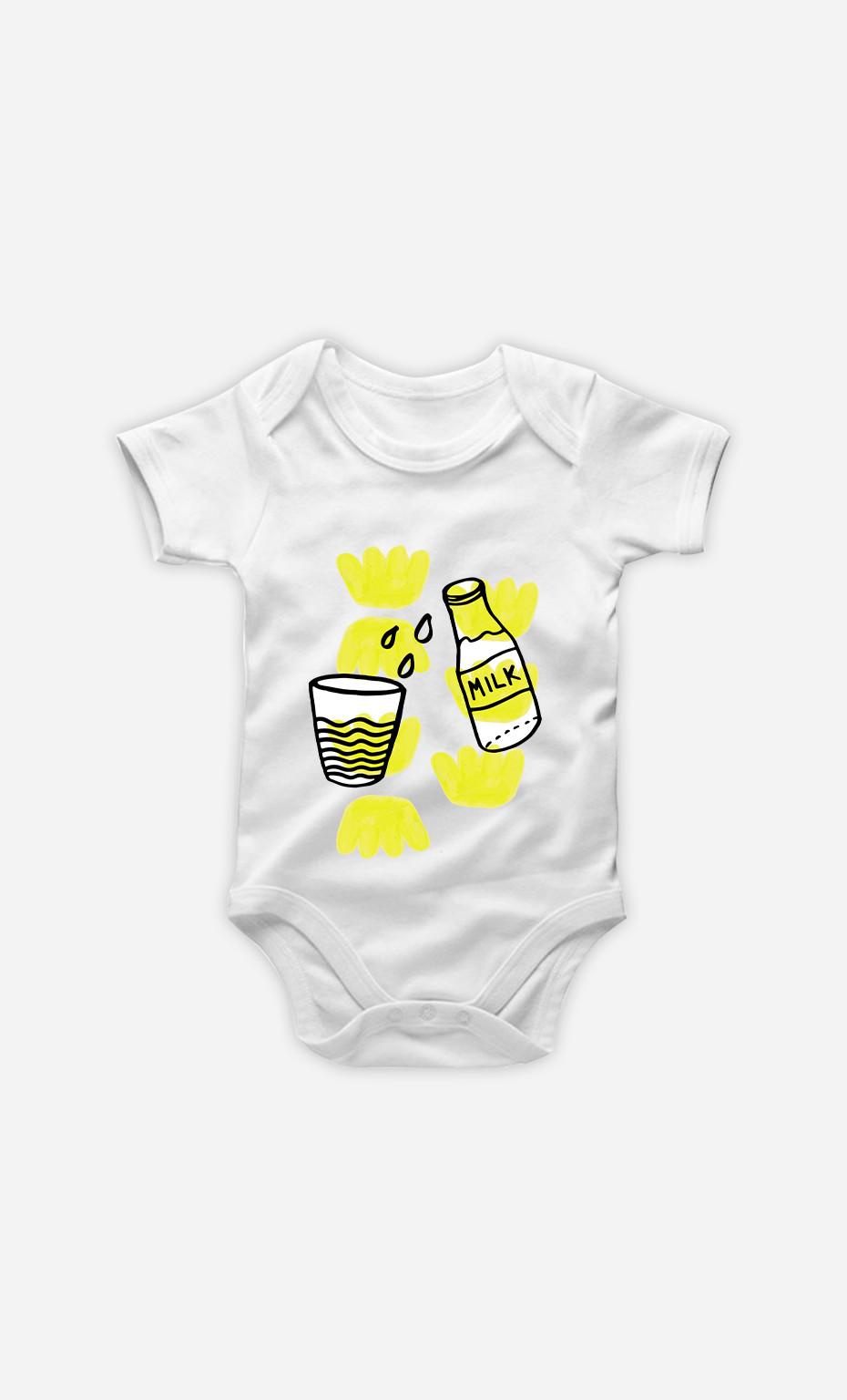 Body Bébé Milk