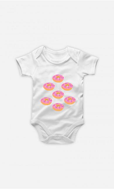Body Bébé Donuts