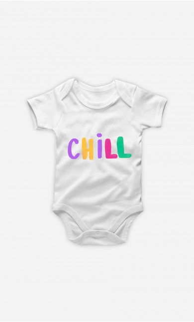 Body Bébé Chill