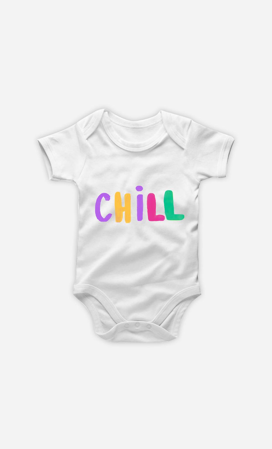 Body Bébé Chill