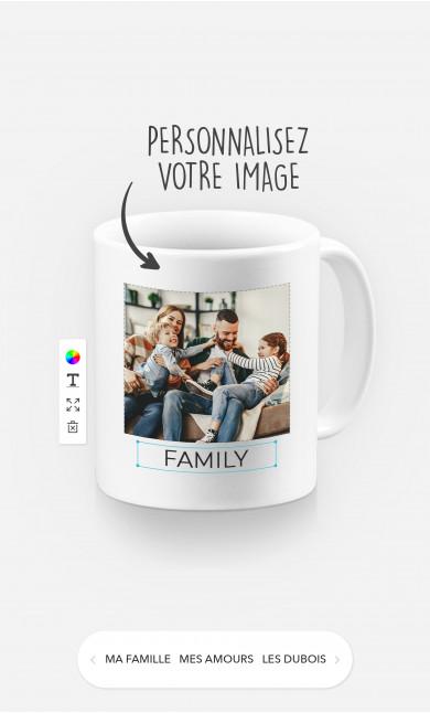 Mug Family Mug à personnaliser