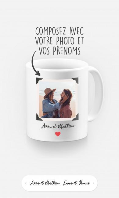 Mug Couple à personnaliser