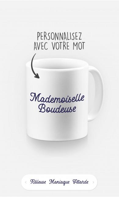 Mug Mademoiselle à personnaliser