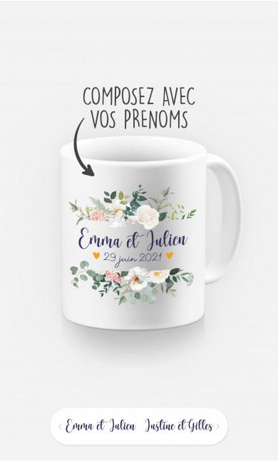 Mug Save The Date à personnaliser
