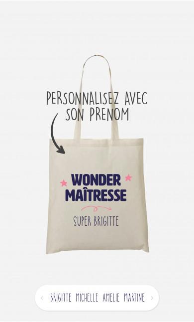Tote Bag Wonder à personnaliser