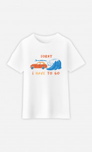 T-Shirt Enfant Sorry I Have To Go