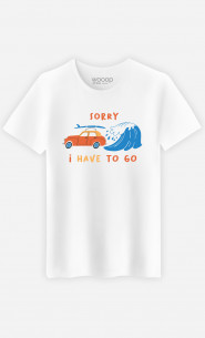 T-Shirt Homme Sorry I Have To Go