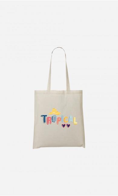 Tote Bag Tropical
