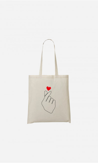 Tote Bag K-Love